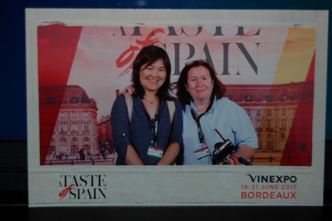 best reporter in vinexpo regine le coz ping yang savetier oenologues